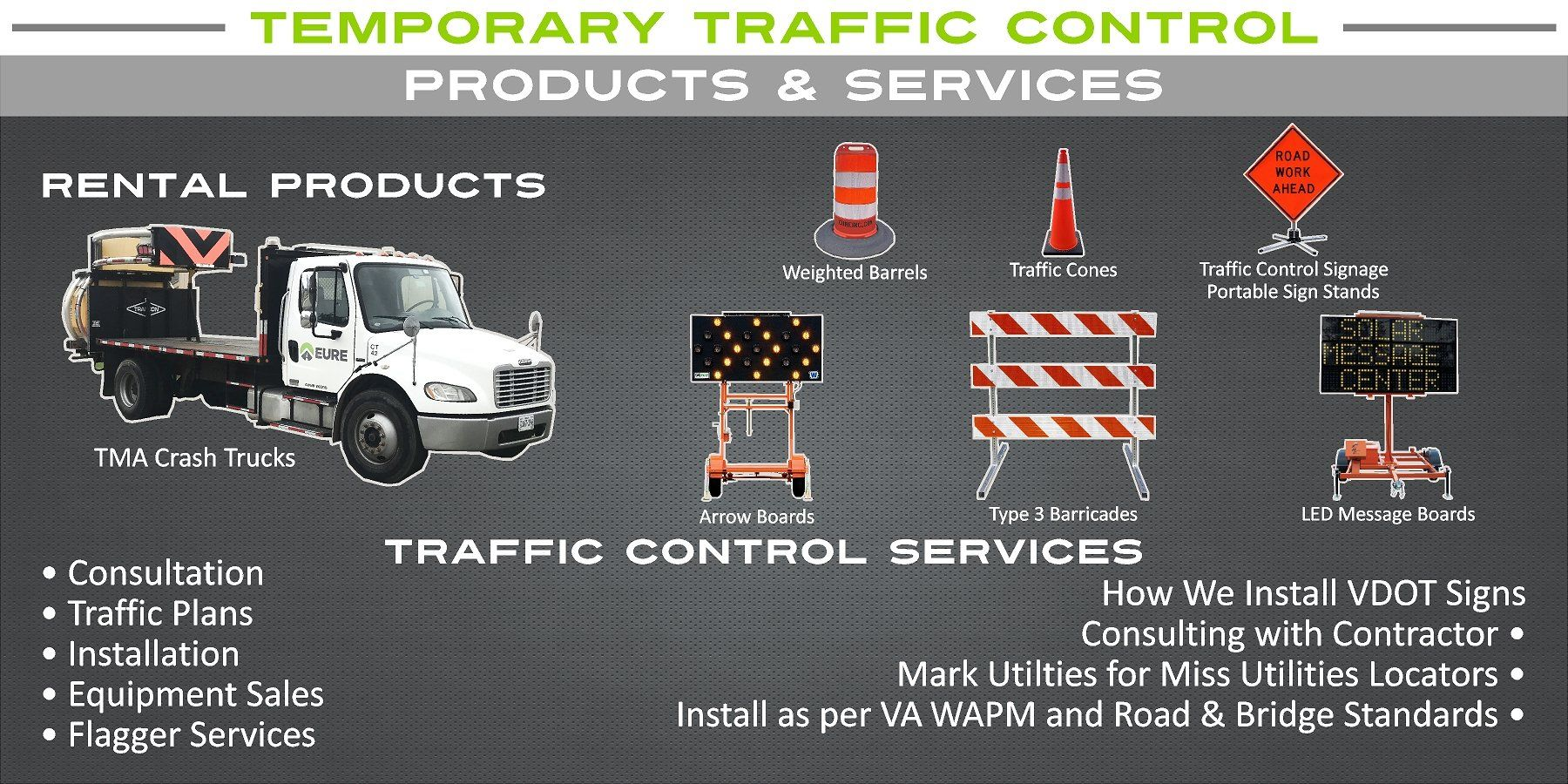 Traffic Control Products & Services